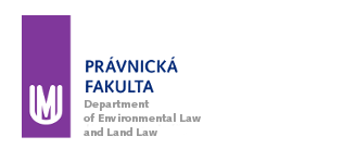 Logo: Masaryk University, Faculty of Law